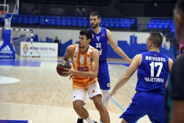 Dynamic goes to Aleksinac with ABA2 MVP Beslać