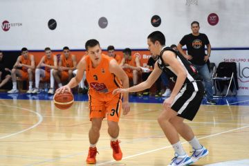 U16 Dynamic better than Partizan