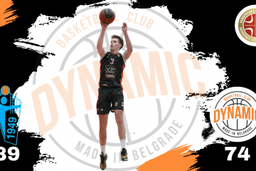 KK SLOGA – KK DYNAMIC VIP PAY 89:74
